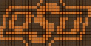 Alpha pattern #864