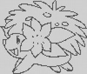 Alpha Friendship Bracelet Pattern #873