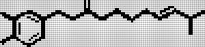 Alpha Friendship Bracelet Pattern #886