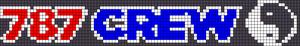 Alpha Friendship Bracelet Pattern #890
