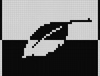Alpha Friendship Bracelet Pattern #891