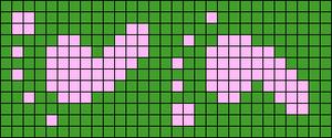 Alpha pattern #904
