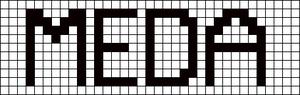 Alpha pattern #905