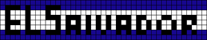 Alpha pattern #906
