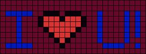 Alpha pattern #938