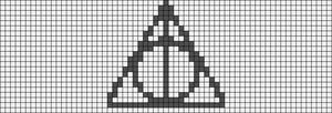 Alpha Friendship Bracelet Pattern #949