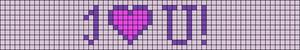 Alpha pattern #952