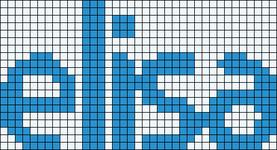 Alpha pattern #955