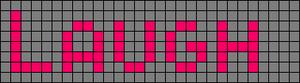 Alpha Friendship Bracelet Pattern #960