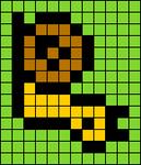 Alpha pattern #964