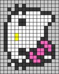 Alpha pattern #965