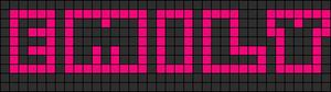 Alpha pattern #969