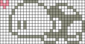 Alpha pattern #990