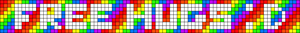 Alpha pattern #998