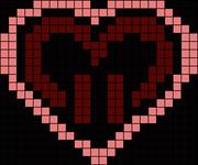 Alpha pattern #999