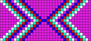 Alpha pattern #1024