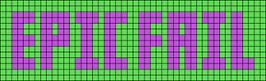Alpha pattern #1036