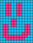 Alpha pattern #1052