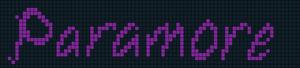Alpha pattern #1061