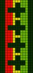 Alpha pattern #1062