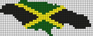 Alpha pattern #1076