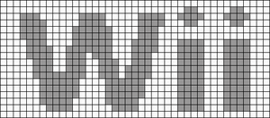 Alpha pattern #1091