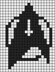 Alpha pattern #1092