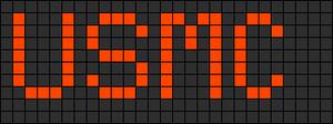 Alpha pattern #1122