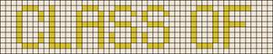 Alpha pattern #1129