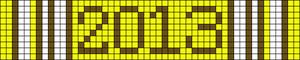 Alpha pattern #1132