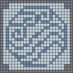 Alpha pattern #1134