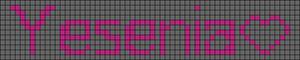 Alpha pattern #1139