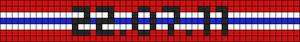 Alpha pattern #1141