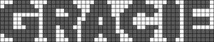 Alpha pattern #1144