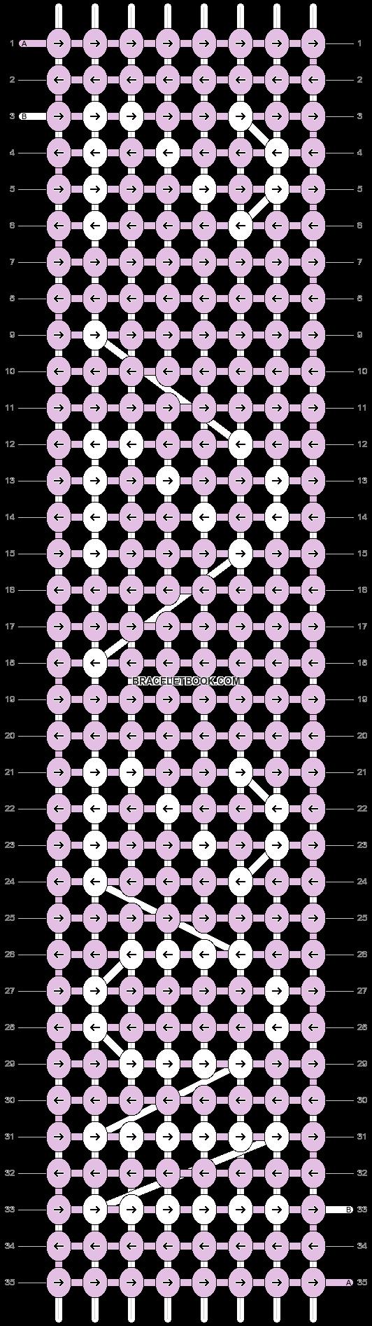 Alpha pattern #1145 pattern