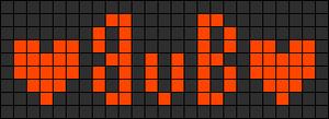 Alpha pattern #1146