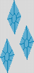 Alpha pattern #1153