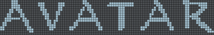 Alpha pattern #1159