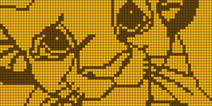 Alpha pattern #1161