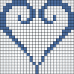 Alpha pattern #1167