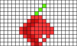 Alpha pattern #1170