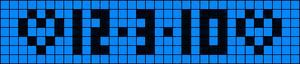 Alpha pattern #1171
