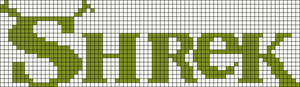Alpha pattern #1173