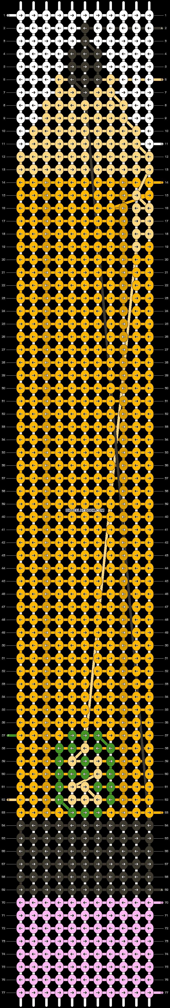 Alpha pattern #1182 pattern