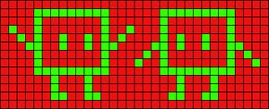 Alpha pattern #1183