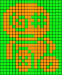 Alpha pattern #1187