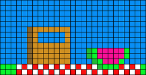 Alpha pattern #1191