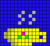 Alpha pattern #1192