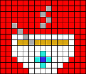 Alpha pattern #1193