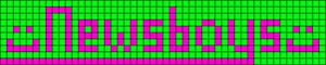 Alpha pattern #1197